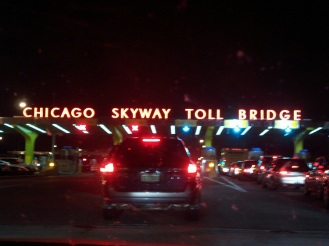 Chicago Skyway Toll Bridge GTJ