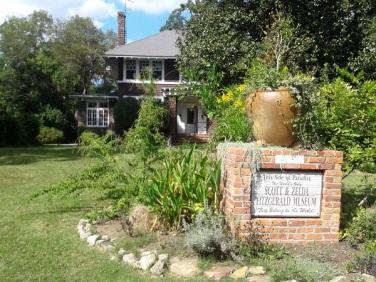 The F. Scott and Zelda Fitzgerald Museum