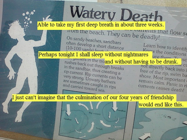watery death