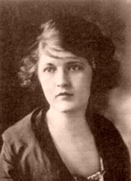 Zelda Fitzgerald portrait