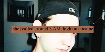 Awoken at 3 AM