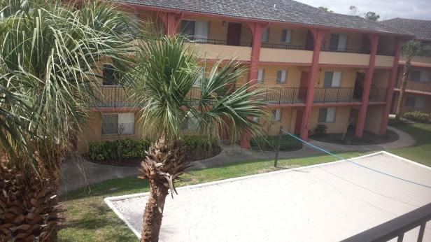 Orlando apartment complex