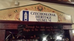 Czeckoslovak sign at Klas