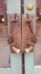 Deadwood gun door handles
