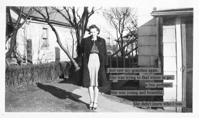 Grandma circa 1942