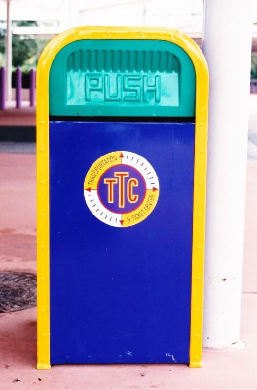 Ticket and Transportation Center