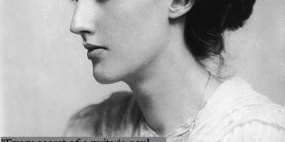 Virginia Woolf on writing