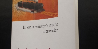 Italo Calvino's If on a winter's night a traveler