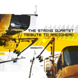 Cover image of String Quartet Tribute to Radiohead