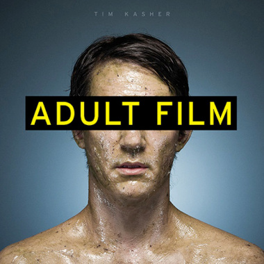 Cover of Tim Kasher's album Adult Film