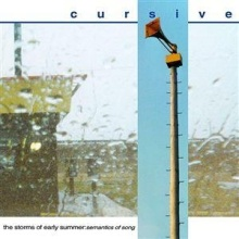 Cursive's record album cover