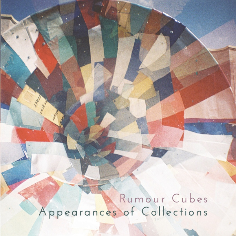 Cover of Rumour Cubes' album Appearances of Collections