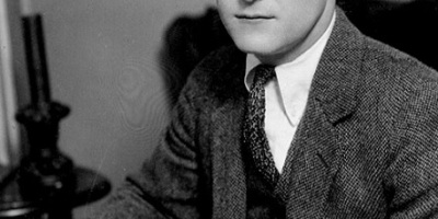 F. Scott Fitzgerald quote on writing