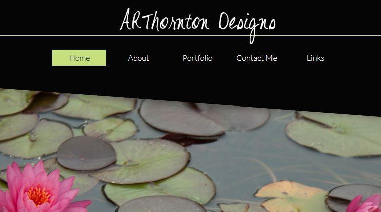ARThornton Designs Homepage http://arthorntondesigns.com/
