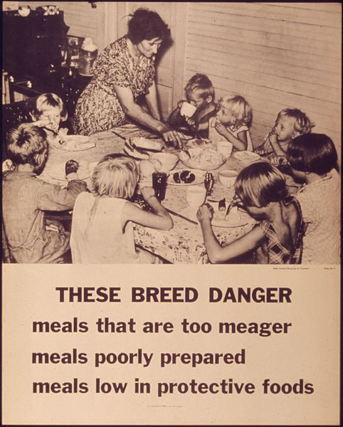 These meals breed danger
