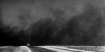 Dust bowl, Texas