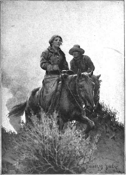 Riders of the Purple Sage Frontispiece