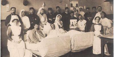 World War I Hospital
