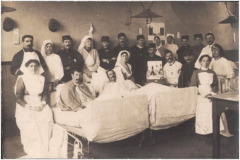 World War I Hospital