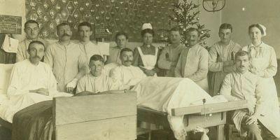 War Hospital WWI