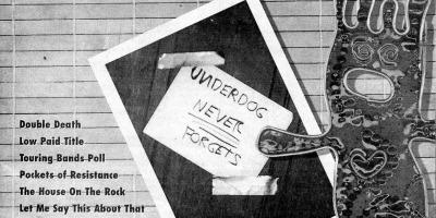 underdog zine