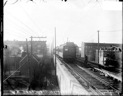 Argyle Station, Chicago, 1916