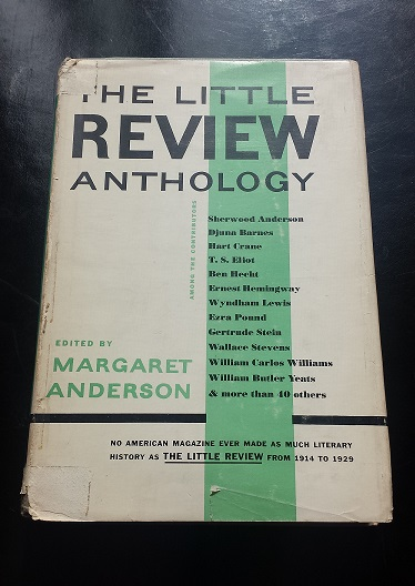 Little Review Anthology