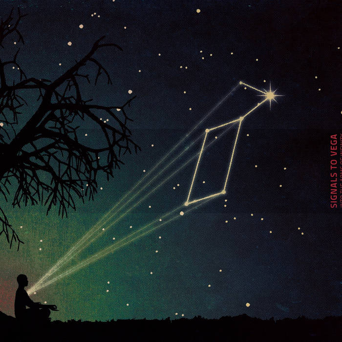 Signals to Vega album art