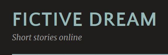 Fictive Dream website header