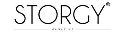 Logo for Storgy Magazine