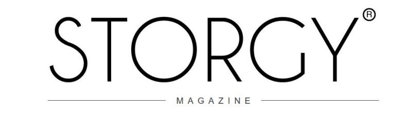 Logo for Storgy Magazine