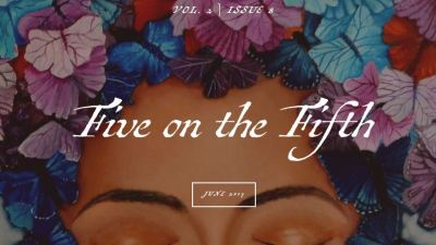June 2017 cover of Five on the Fifth by Nissa Riyas