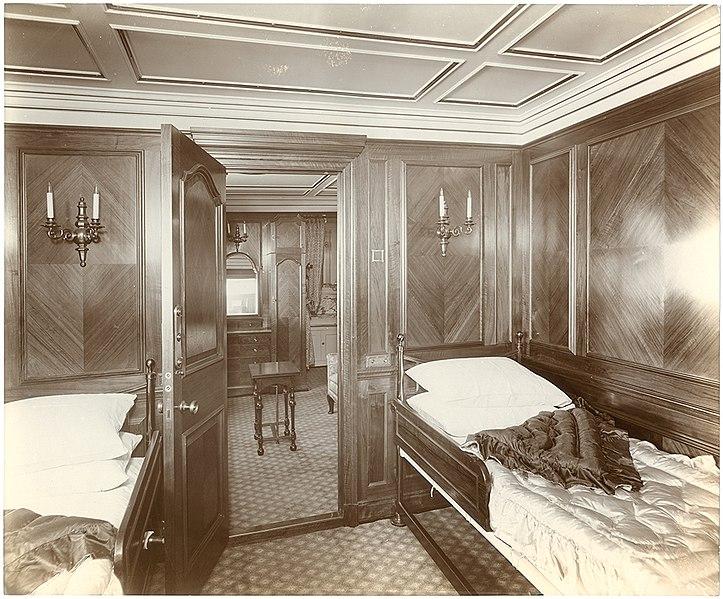 bedroom coffins
