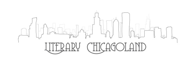 Literary Chicagoland banner - Art Deco style