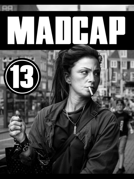 Cover image for Madcap Review Issue 13